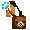 [Animal] Bear Courier Bag - virtual item (Wanted)