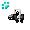 [Animal] Ace Of Spades Garter