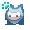 [Animal] Kiki Mascot Swimsuit - virtual item (Questing)
