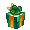 Clover Gift Box - virtual item (Wanted)